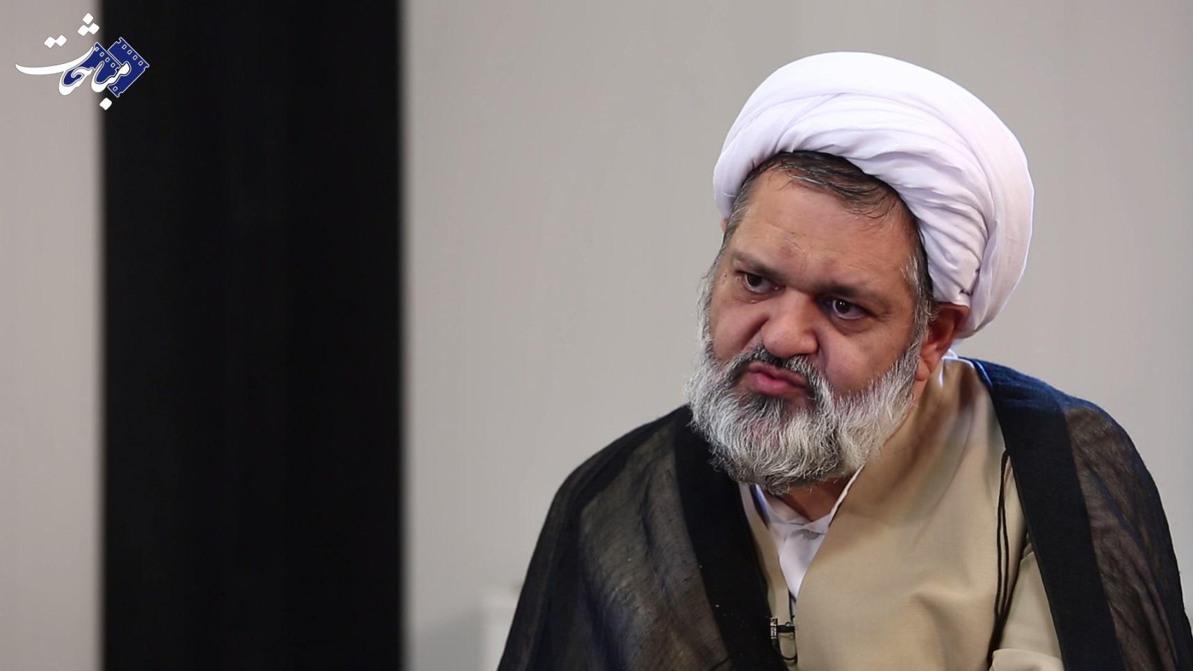 حجتالاسلام محمودرضا جمشیدی